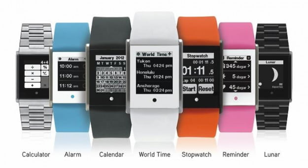 touch time watches