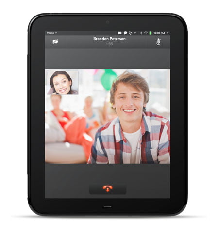 touchpad-video-call