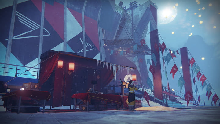 how bungie keeps destiny interesting tower dawning env