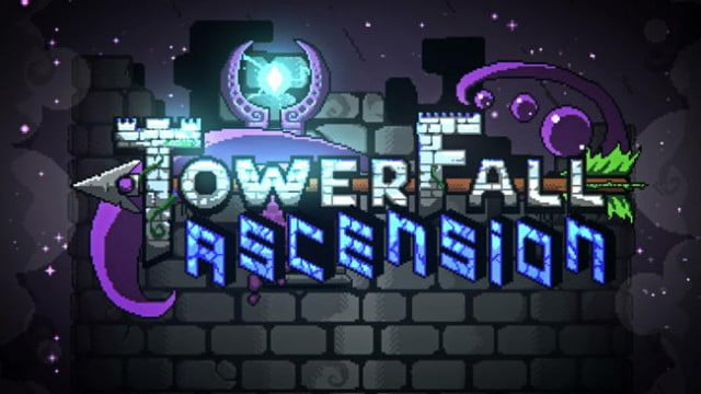 towerfall ascension ouya pc playstation  releases logo