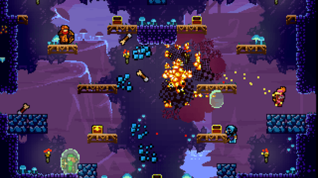 towerfall ascension lines compete titanfall march release date