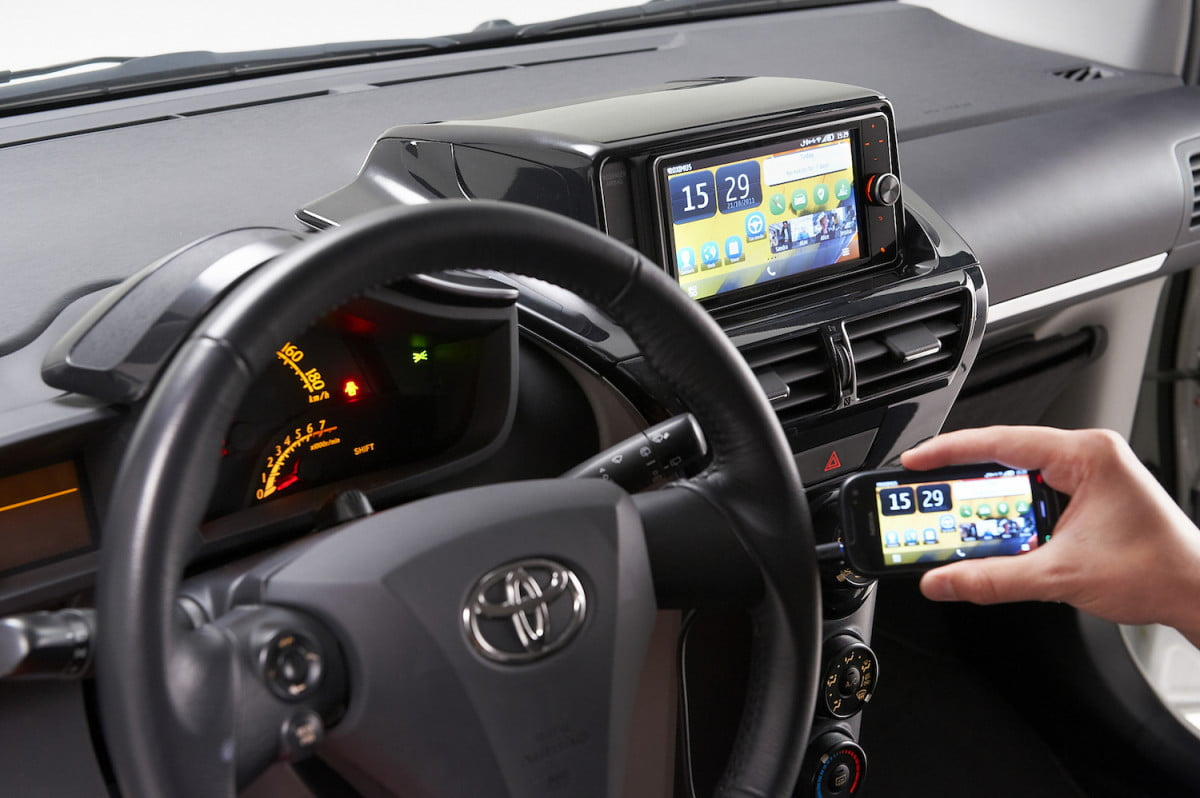 toyota updates car connectivity tech