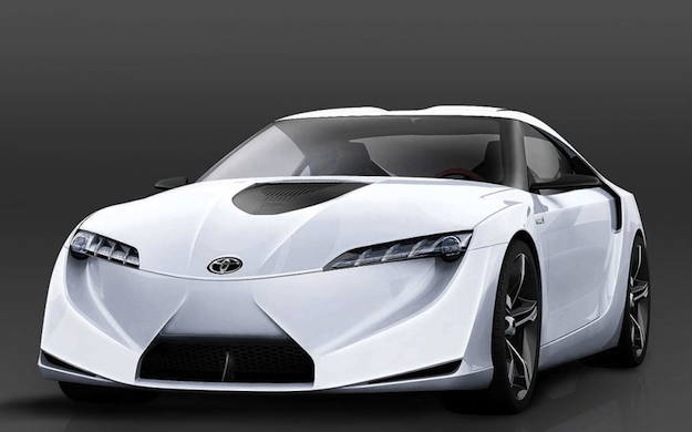 Toyota FT concept
