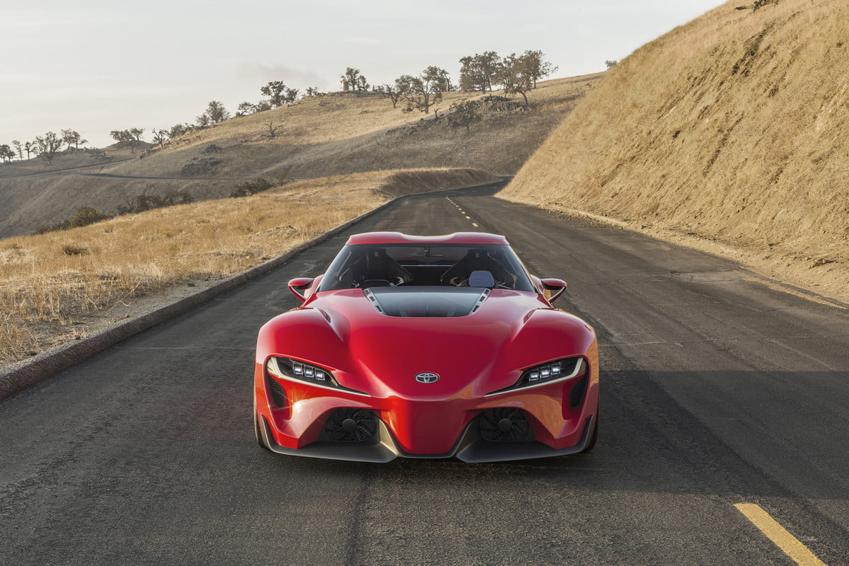 toyota supra news specs performance pictures launch date ft concept