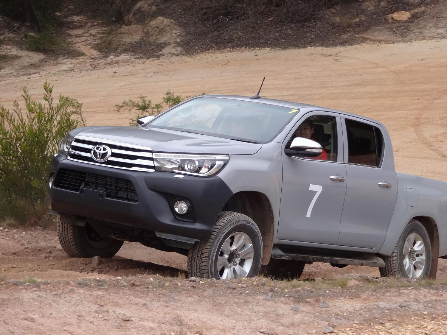 2016 Toyota Hilux News Specs Pictures Digital Trends