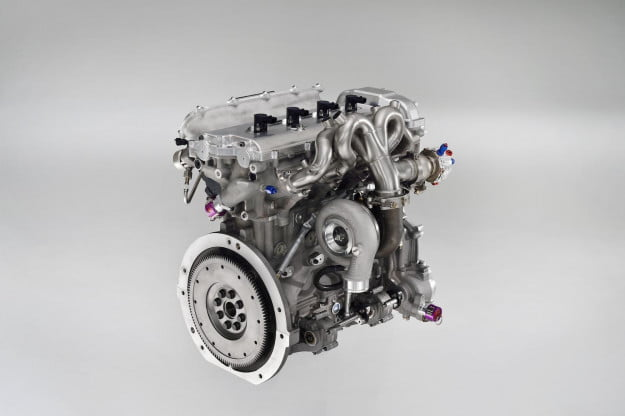 Toyota Hubrid R Engine