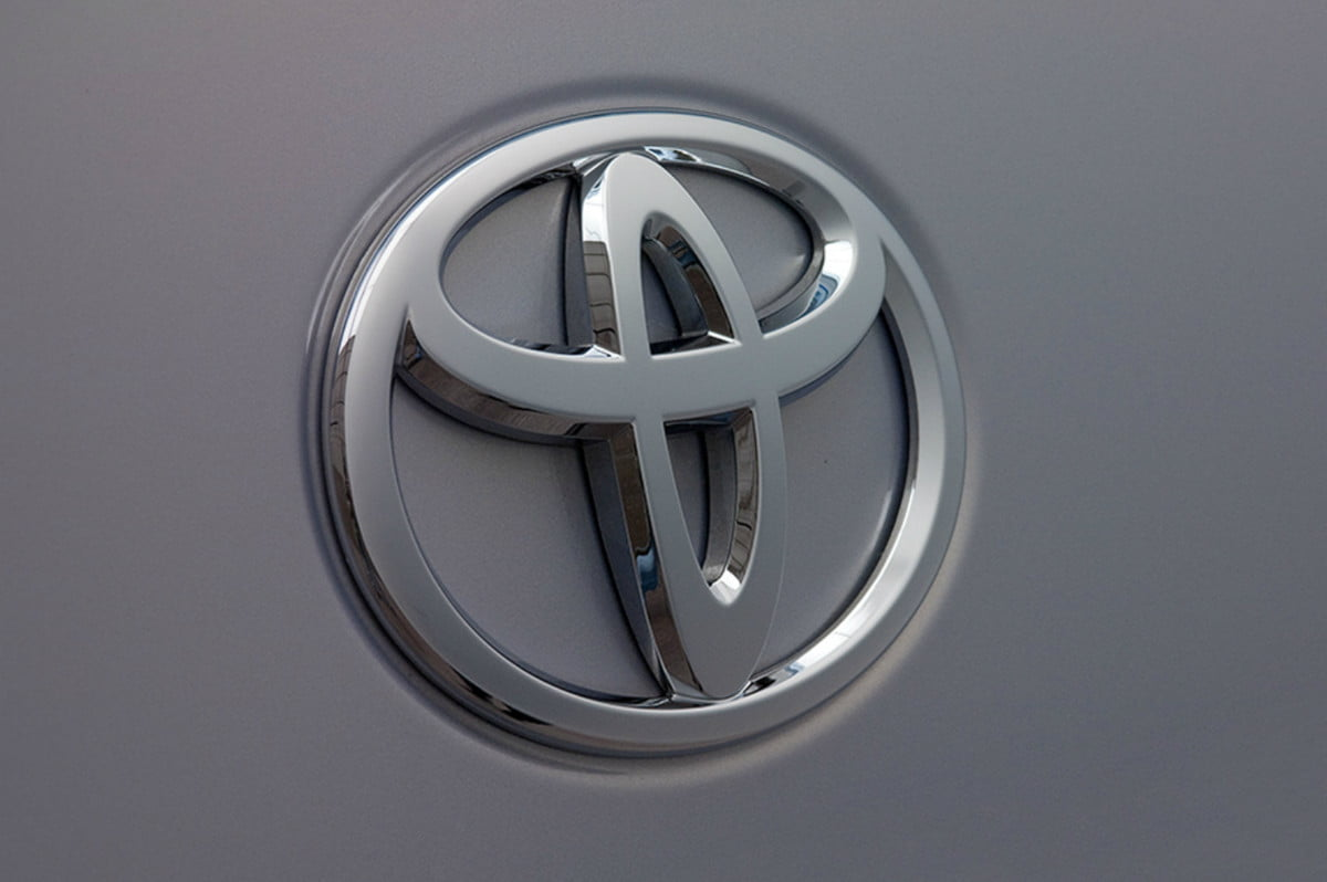 toyota electric car special unit logo