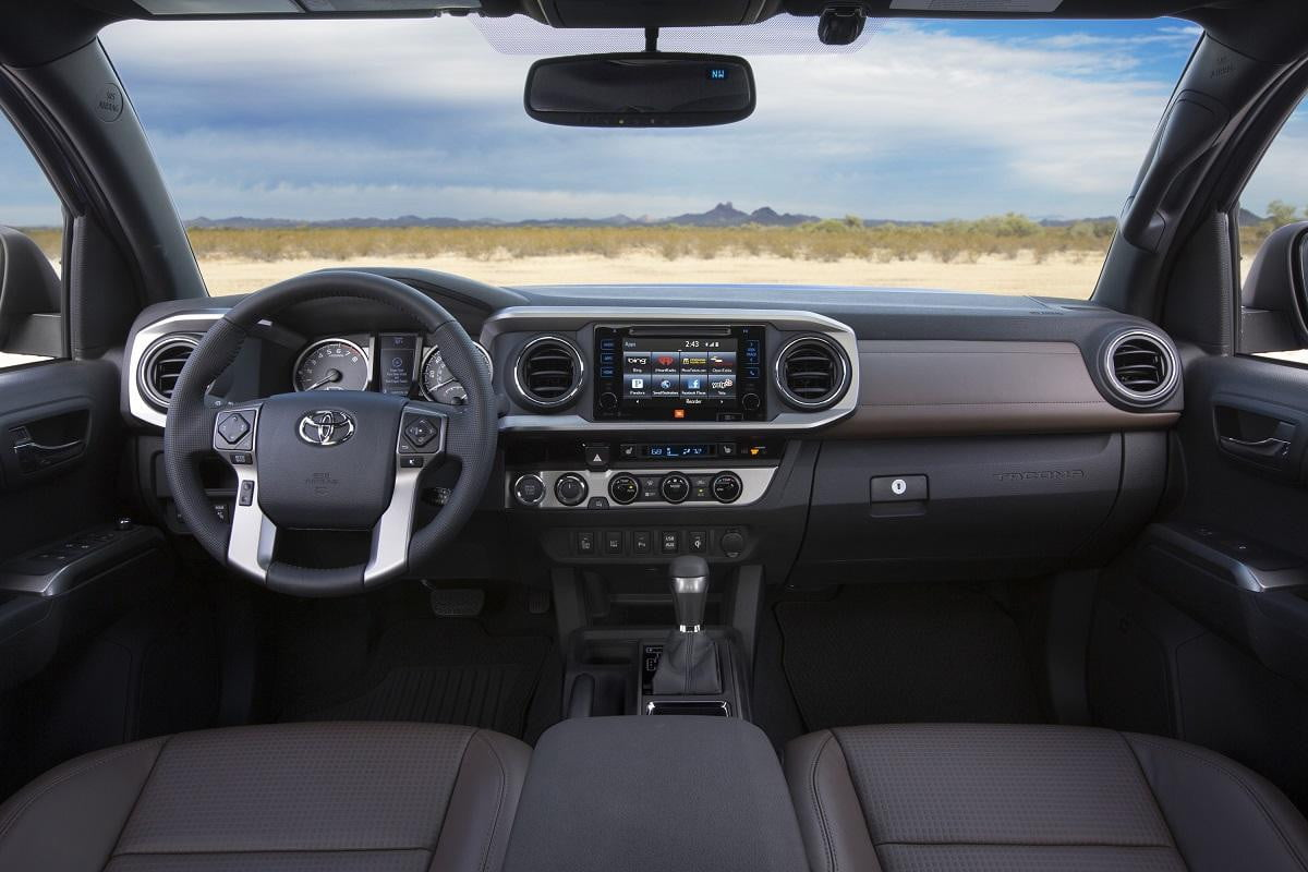 toyota telenav gps scout link news features tacoma