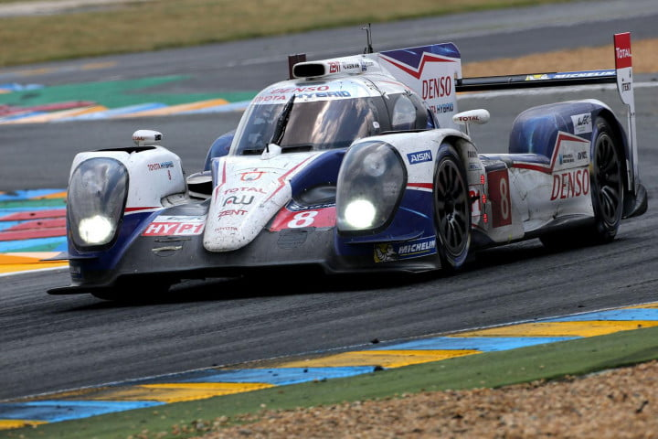 hours le mans results ramifications toyota ts