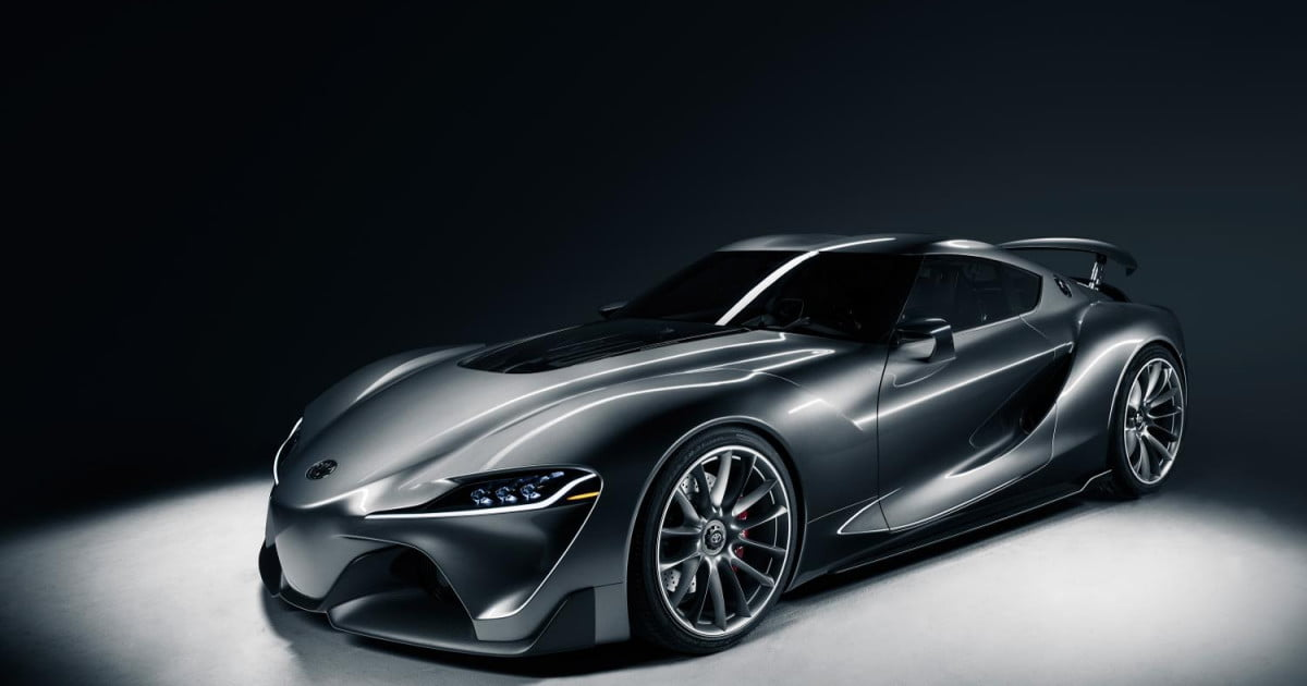 toyota supra successor could cost as much as a corvette digital trends. Black Bedroom Furniture Sets. Home Design Ideas