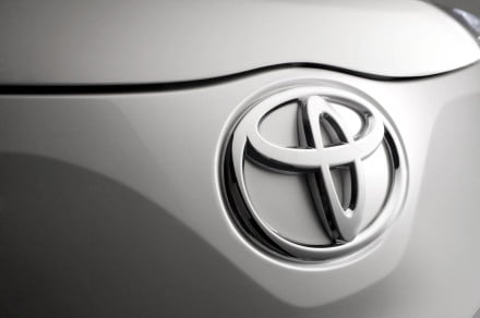 Uber drives off with Toyota in