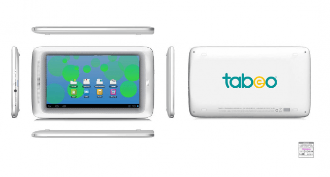 Toys R Us 7-inch Tabeo Android 4.0 tablet