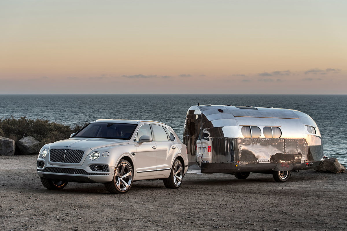 vintage trailers are back in style trailer bentley