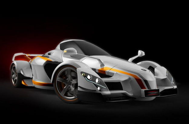 Tramontana XTR Another Spanish supercar sensation