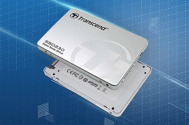 transcend ssd  d nand flash solid state drive