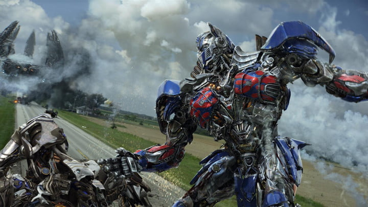 transformers age extinction review  of