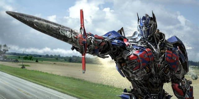 transformers age of extinction new autobot design optimus prime