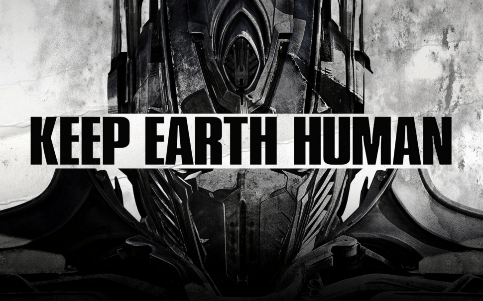 transformers keep earth human