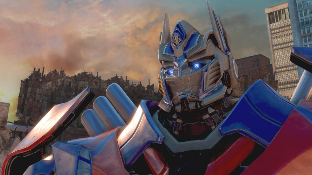 activision announces transformers rise dark spark coincide new movie transformersannounce screen