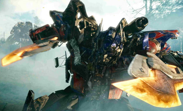 Transformers: Revenge Of The Fallen -- Optimus Prime