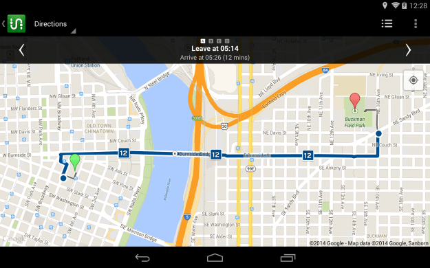 Transit_App_Android_tablet_app_screenshot