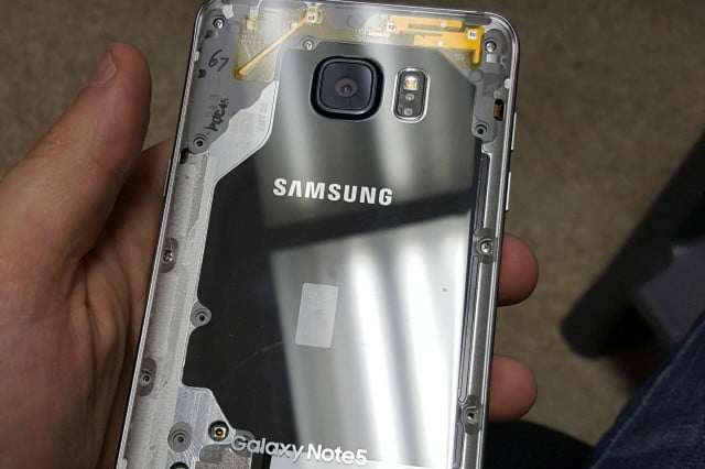 transparent galaxy note