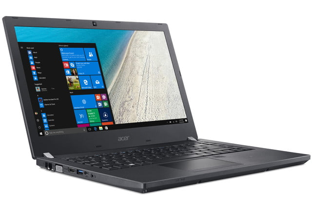 acer travelmate p  commercial laptops