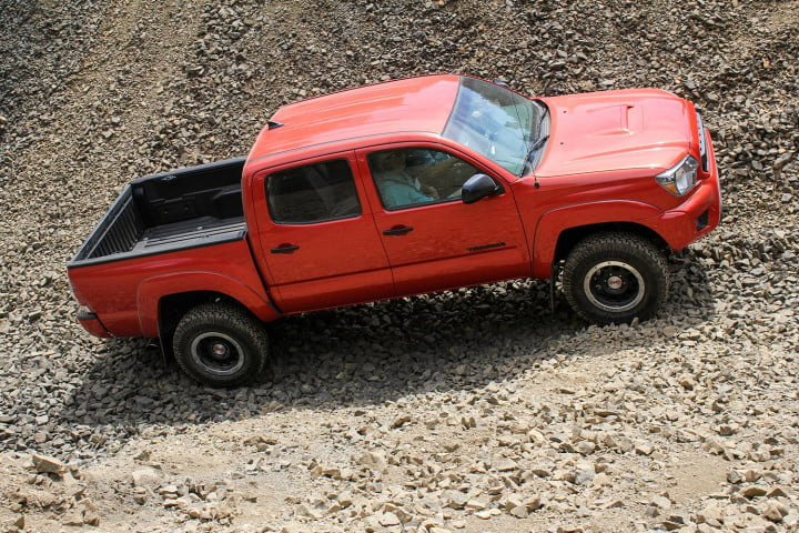 toyota trd pro series better roading tacoma