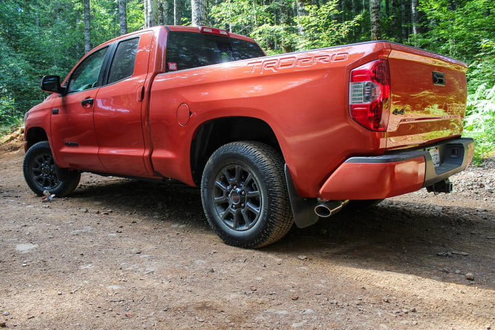 toyota trd pro series better roading tundra