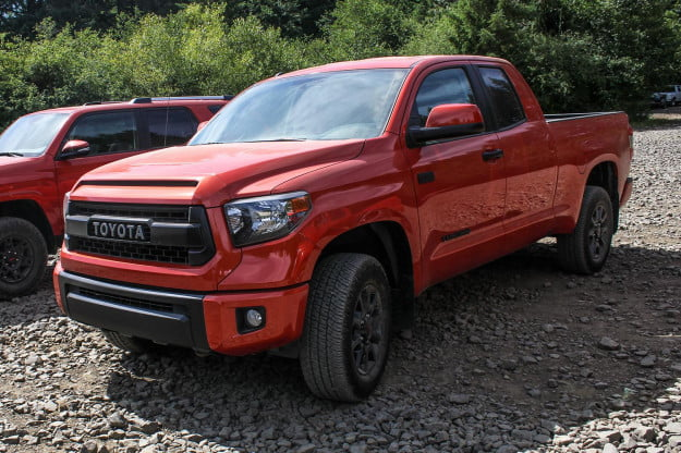 2015 toyota trd pro series trucks specs and photos. Black Bedroom Furniture Sets. Home Design Ideas