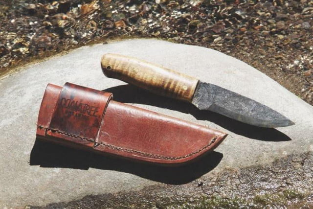Trekking: The Haswell Survival Knife is forged for perfection