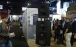 Triad's new Cinema Reference Loudspeaker, designed and built in DT's home-base of Portland, OR