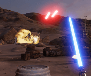 Star Wars 'Trials on Tatooine' is the closest you'll get to being a real Jedi