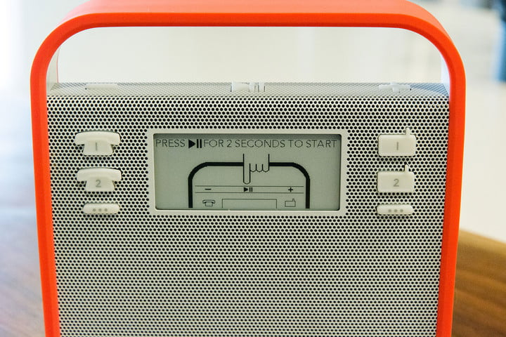 triby is the first non amazon alexa device radio screen