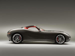 Trident Iceni Grand Tourer side view