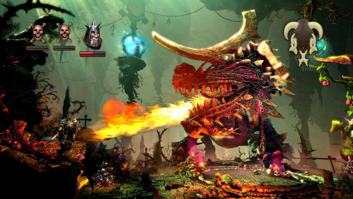 ps plus monthly free games trine