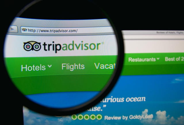 trip advisor couple fined hotel negative review