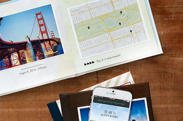 trippix lets you create beautiful travel photo books app for ios