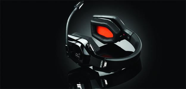 tritton warhead 7.1 review reflection xbox 360 gaming headset