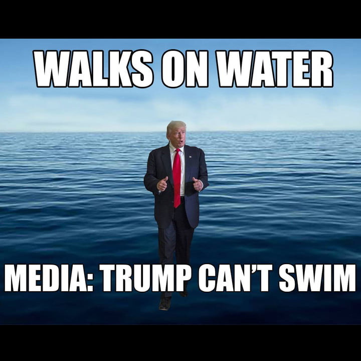 why donald trump is a media virus memes