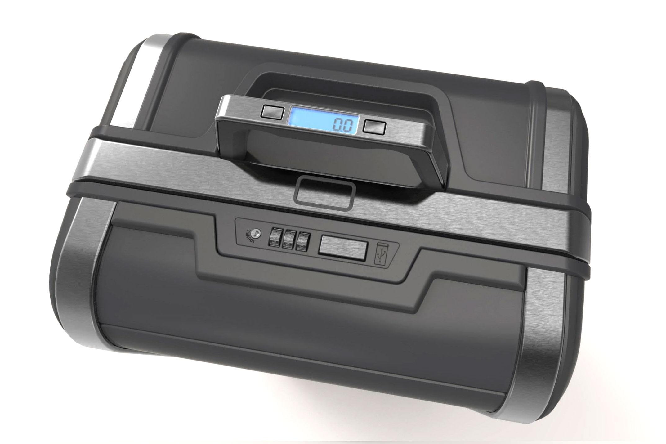 Trunkster, a different kind of suitcase for the discerning ...