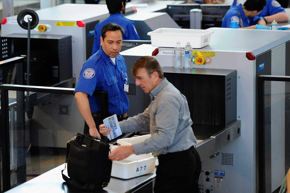 tsa is now searching multiple digital databases to prescreen flyers airport security check
