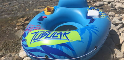 Tubular -- Tricked-out float tube
