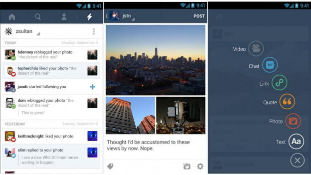 Tumblr-Android-apps-screenshot