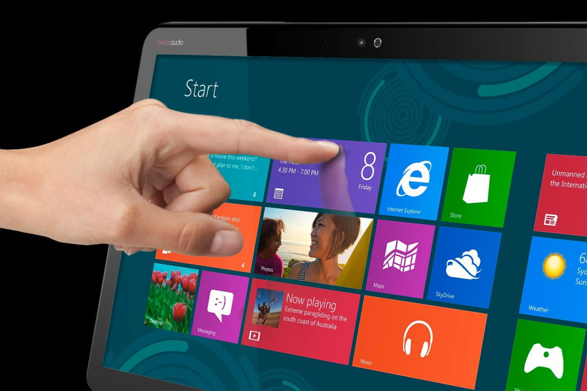 nobody wants to touch windows  laptop sales suffer turns out