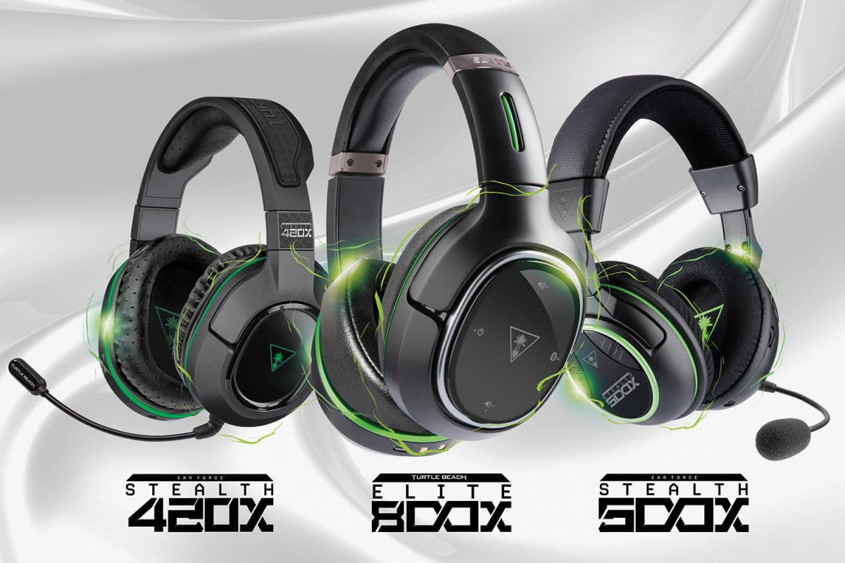 turtle beach e  preview headsets