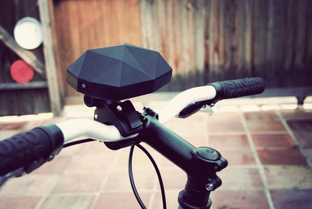 turtle shell bike mount