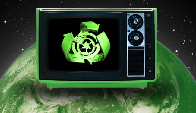 Recycle TV