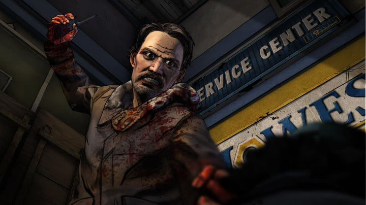 first screens revealed next chapter telltales walking dead twd  carver