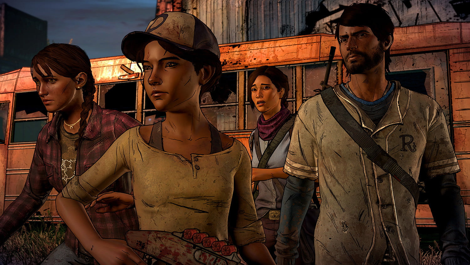 Image result for the walking dead season 3 telltale